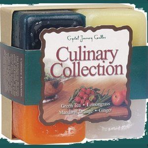 Culinary Collection Candle Gift Set